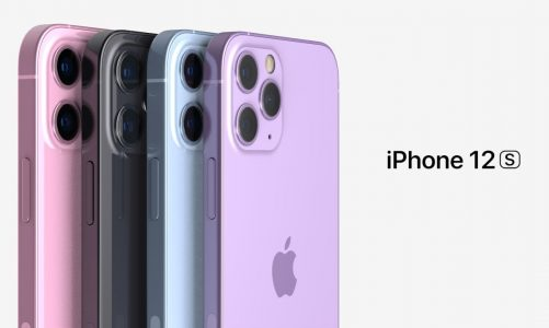 New iPhone 13 or iPhone 12S