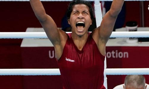 Lovlina Borgohain Wins Tokyo Olympics 2021 Medals in Boxing under 69 kg Welterweight category