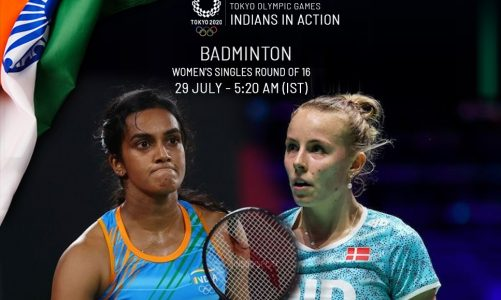 India at Tokyo Olympics 2021 Live Results – P.V. Sindhu Enters into women's badminton Quarter Finals